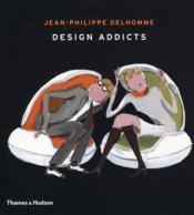 Design addicts - Couverture - Format classique