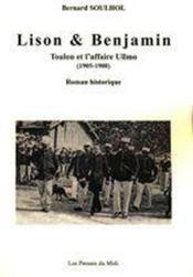 Lison Et Benjamin - Couverture - Format classique