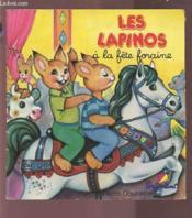 Lapinos A La Fete Foraine - Couverture - Format classique