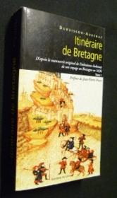 Itineraire De Bretagne En 1636 - Couverture - Format classique