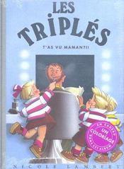 Triples t'as vu maman t11 - Intérieur - Format classique