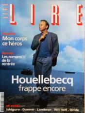 Lire du 01/09/2001 - Couverture - Format classique
