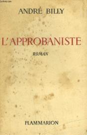 L'Approbaniste. - Couverture - Format classique