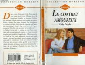 Le Contrat Amoureux - The Marriage Contract - Couverture - Format classique