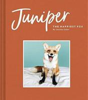 Vente livre :  Juniper the happiest fox  - Jessica Coker - Jessica Coker