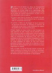 Palabras ; le vocabulaire espagnol ; lycée - 4ème de couverture - Format classique