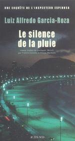Le silence de la pluie - Intérieur - Format classique