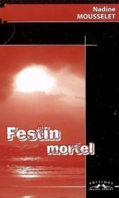 Festin mortel - Couverture - Format classique
