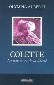 Colette - Intérieur - Format classique