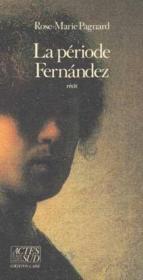 La Periode Fernandez - Couverture - Format classique