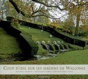 Coup d'oeil sur les jardins de Wallonie - Intérieur - Format classique