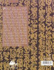 Anthologie De La Litterature Chinoise Classique - 4ème de couverture - Format classique