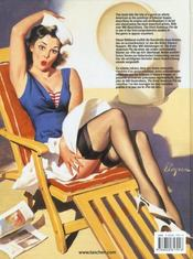 Mi-Great American Pin-Up - 4ème de couverture - Format classique