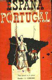 España - Portugal - Couverture - Format classique