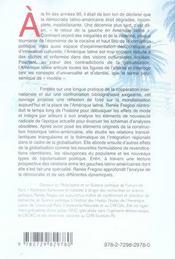 Altérité et mondialisation ; la voie latino-américaine - 4ème de couverture - Format classique