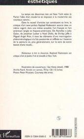 Peintures Croisees - 4ème de couverture - Format classique