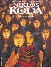 Niklos Koda t.7 ; magie blanche - Intérieur - Format classique
