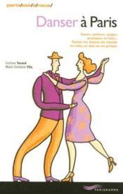 Danser A Paris (edition 2007) - Couverture - Format classique
