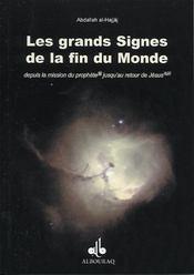 Les Grands Signes De La Fin Du Monde - Intérieur - Format classique
