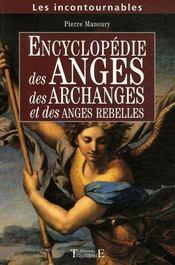 Encyclopédie des anges, des archanges et des anges rebelles - Intérieur - Format classique