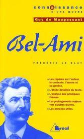 Bel-Ami, de Maupassant - Intérieur - Format classique