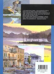 L'aquarelle ; de la goutte d'eau a l'ocean - 4ème de couverture - Format classique