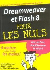Dreamweaver et flash 8 - Intérieur - Format classique