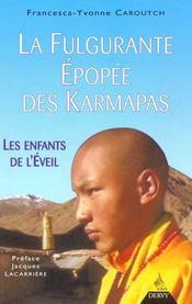 La Fabuleuse Epopee Du Karmapa - Intérieur - Format classique