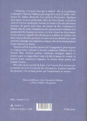 Journal de guerre 1940-1941 - 4ème de couverture - Format classique