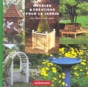 Meubles & créations pour le jardin - Intérieur - Format classique