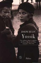 Yossik - Couverture - Format classique