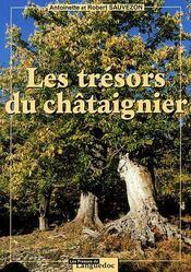 Les trésors du Chataignier - Couverture - Format classique