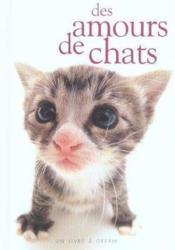 Amours De Chats - Couverture - Format classique