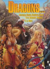 Dragons - Intérieur - Format classique