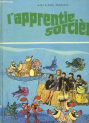 L Apprentie Sorciere. - Couverture - Format classique