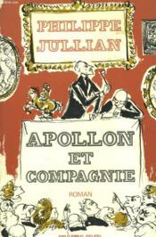 Apollon Et Compagnie. - Couverture - Format classique