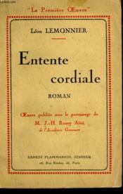Entente Cordiale. - Couverture - Format classique
