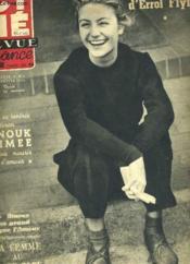 Cine Revue France - 32e Annee - N° 4 - La Femme Au Voile Bleu - Couverture - Format classique