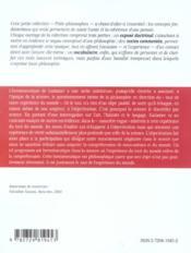 Gadamer - 4ème de couverture - Format classique