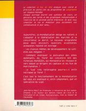 L'Espace Mondial Poles De Developpement Et Peripheries - 4ème de couverture - Format classique