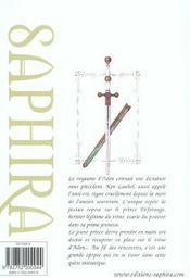 Lineage T.1 - 4ème de couverture - Format classique