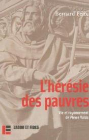L'Heresie Des Pauvres - Couverture - Format classique