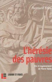 L'Heresie Des Pauvres - Intérieur - Format classique