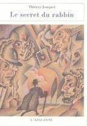 Le Secret Du Rabbin - Couverture - Format classique
