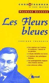 Les fleurs bleues, de Raymond Queneau - Intérieur - Format classique