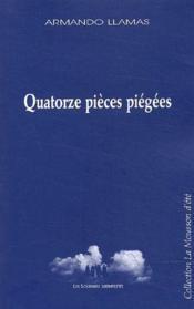Quatorze pièces piégées - Couverture - Format classique
