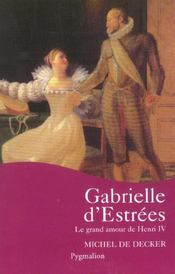 Gabrielle D'Estrees - Intérieur - Format classique