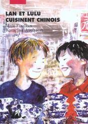 Lan Et Lulu Cuisinent Chinois - Intérieur - Format classique