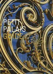 Petit palais, guide - Intérieur - Format classique
