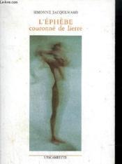 Ephebe Couronne De Lierre - Couverture - Format classique